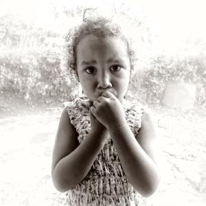 She can only hope - Holguin, Cuba