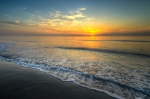 Beach Walk - Indian Harbour Beach, FLorida