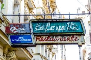 The Lafayette -Havana, Cuba