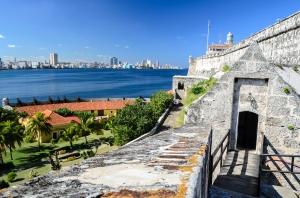 Castillo de los Tres Santos Reyes Magnos del Morro - Havana, Cuba