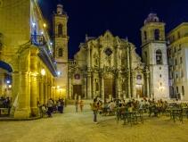 Cathedral Square - Havana, Cuba