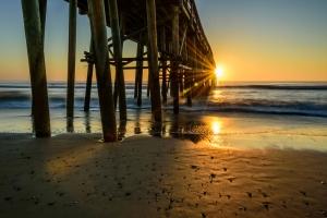 Rays of hope - Fernandina Beach, FL