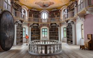 Benedictine Monastery - Fussen, Germany