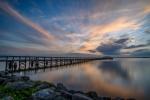 Melbourne Beach Pier - Melbourne Beach, FL