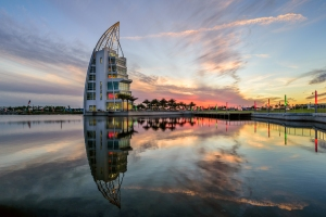 Exploration Tower - Port Canaveral, FL