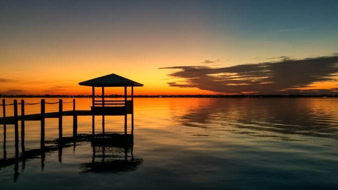 Perfect view - Indian River, Indian Harbour Beach, FL