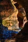 Apostle Island Sea Caves - near Bayfield, WI
