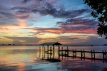 Indian River Sunset - Indialantic, FL