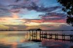 Indian River Sunset - Indialantic, FL