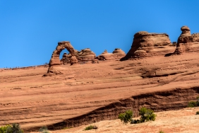 Delicate Arch - Arches National Park - Moab, UT