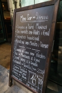 Sagardi Restaurant - Barcelona, Spain