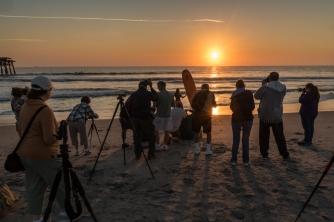 Sunrise Photo Walk - Cocoa Beach, FL