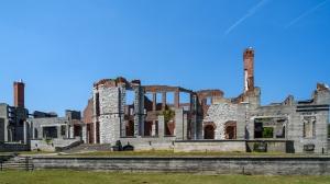 The Dungeness Mansion - Cumberland Island, GA