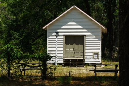 First African Baptist Church - Cumberland Island, GA