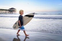 Surfer Dude - Cocoa Beach, FL