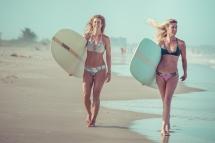 Long Board Girls - Cocoa Beach, FL