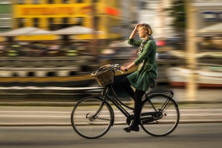 Evening Commute - Copenhagen, Denmark