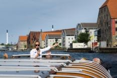 Canal Tours - Copenhagen, Denmark
