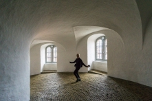 Trinity Church, Round Tower - Copenhagen, Denmark