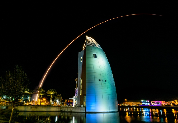 Atlas V Launch - Port Canaveral, FL
