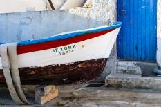 Dry Docked - Amorgos, Greece
