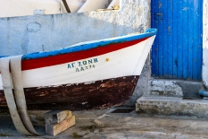 Dry Docked - Amorgos, Greece