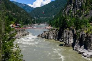 Hell's Gate - Fraser River