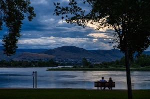 South Thompson River - Kamloops, Canada
