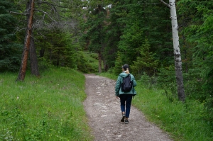 Old Fort Point Loop Trail - Jasper National Park