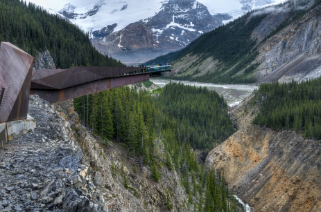 Columbia Icefield Skywalk - Jasper National Park
