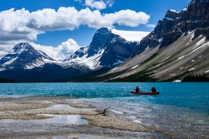 Bow Lake - Banff National Park