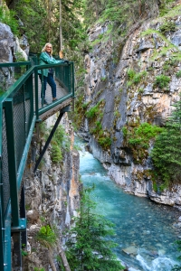 Johnston Canyon Trail - Banff National Park