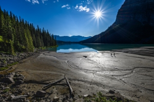 Under the Sun - Lake Louise, Banff National Park