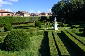Leonini Gardens - San Quirico d'Orcia, Italy