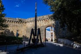 San Quirico d'Orcia, Italy