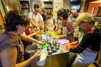 Cooking Class at Agriturismo La Bruciata - Montepulciano, Italy