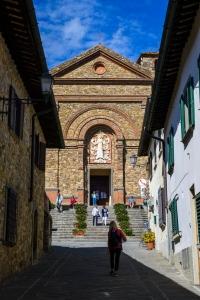 Santa Maria Panzano - Panzano, Italy