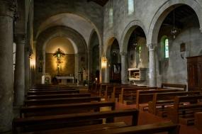 Church of Saint Saviour - Castellina in Chianti, Italy