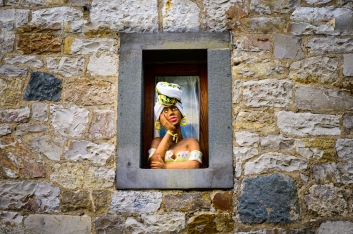 Favorite Window - Castellina in Chianti, Italy