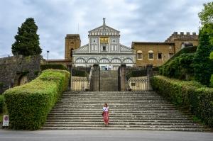 Abbazia di San Miniato al Monte - Florence, Italy