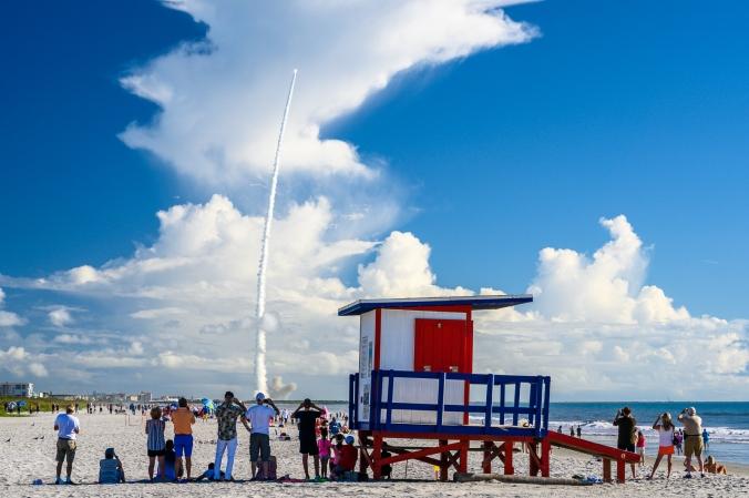 ULA Delta IV Medium Rocket - Cape Canaveral, FL