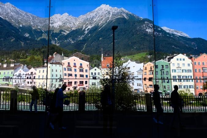 In the Glass - Innsbruck, Austria